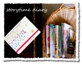 continue to the storytime diary...